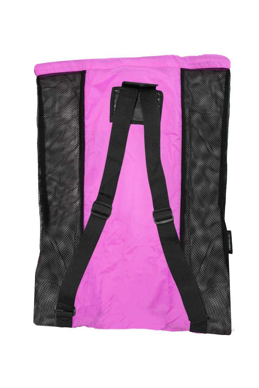 Mesh Backpack - Pink