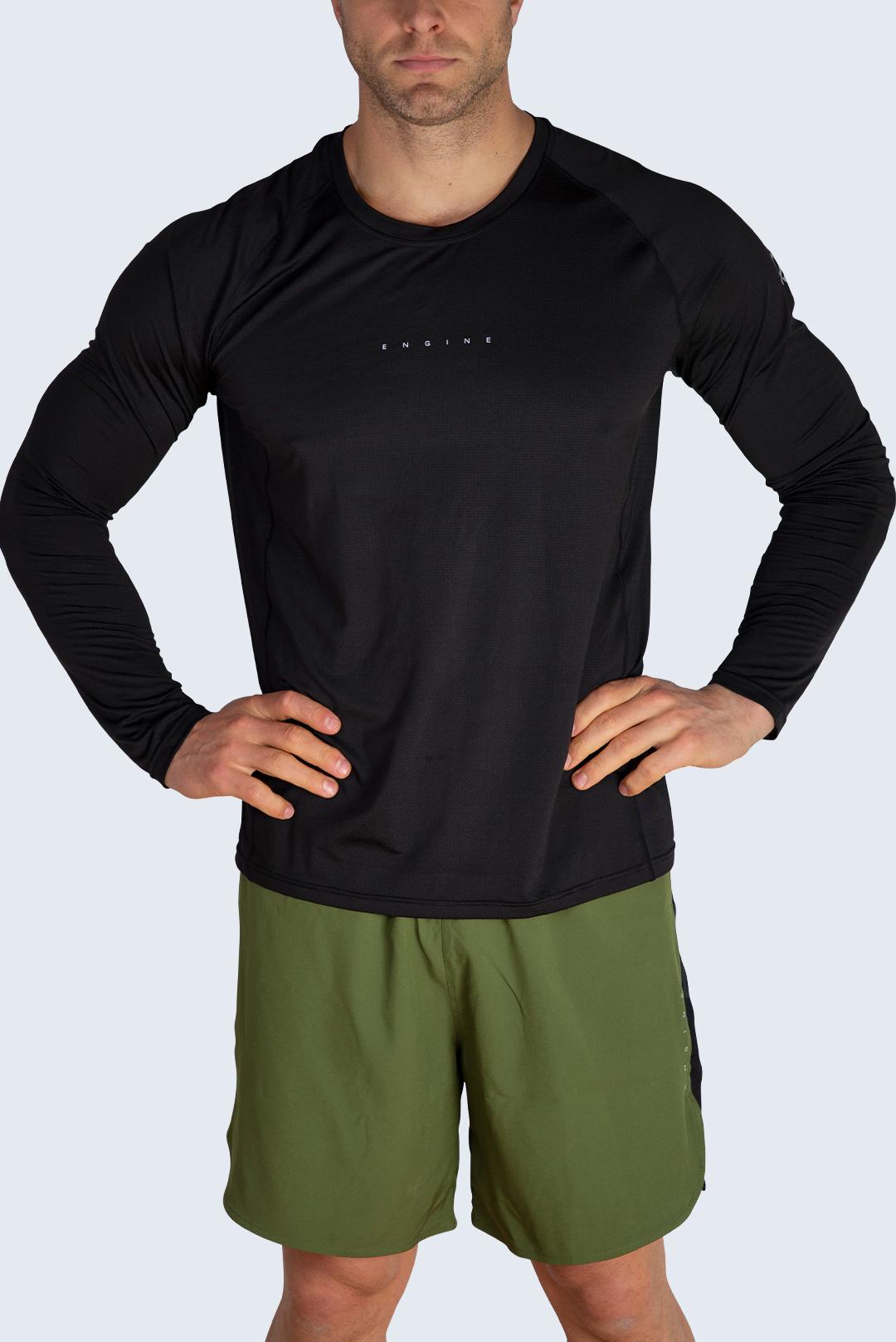 Men's Classic Long Sleeve Top