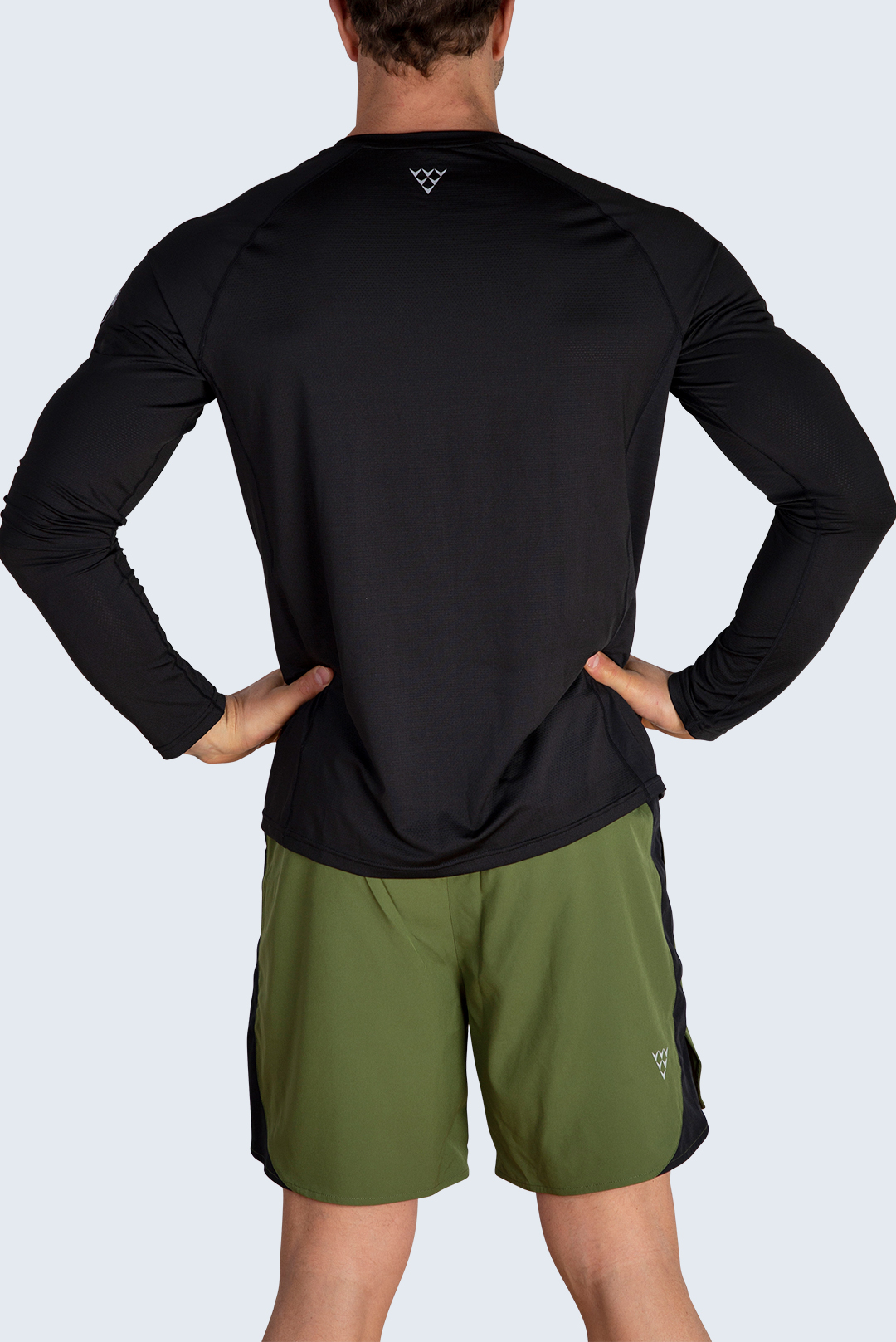 Men's Classic Long Sleeve Top