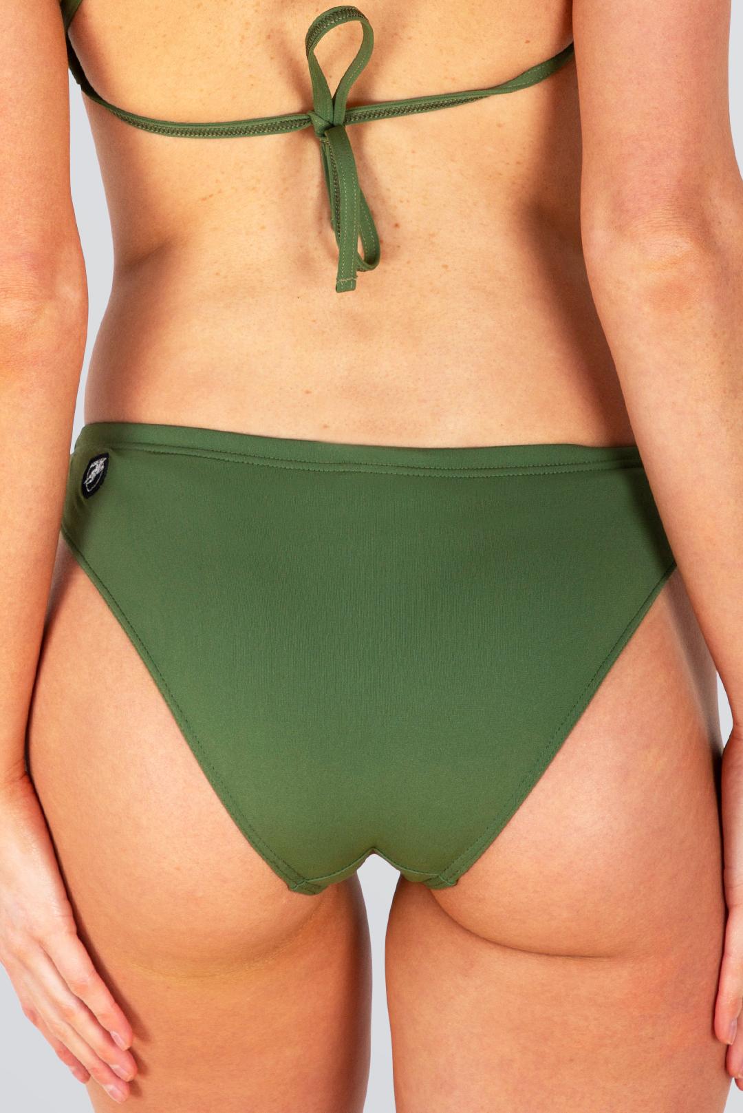 Classic Bottom - Army Green