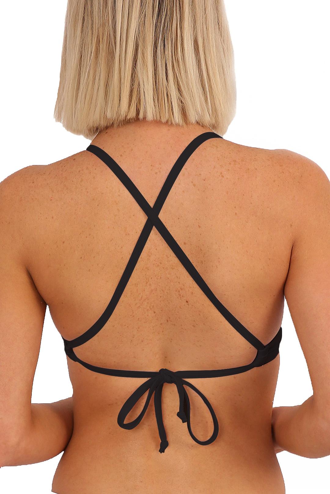 Triangle Top - Black