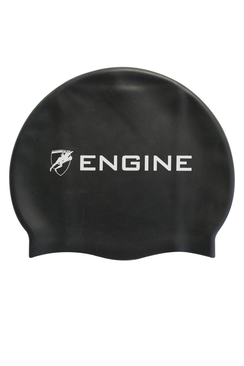 Solid Silicone Cap Black