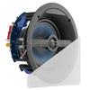 "Frameless 6.5"" Ceiling Speaker with square or circle Frame (S-MCX65F)"