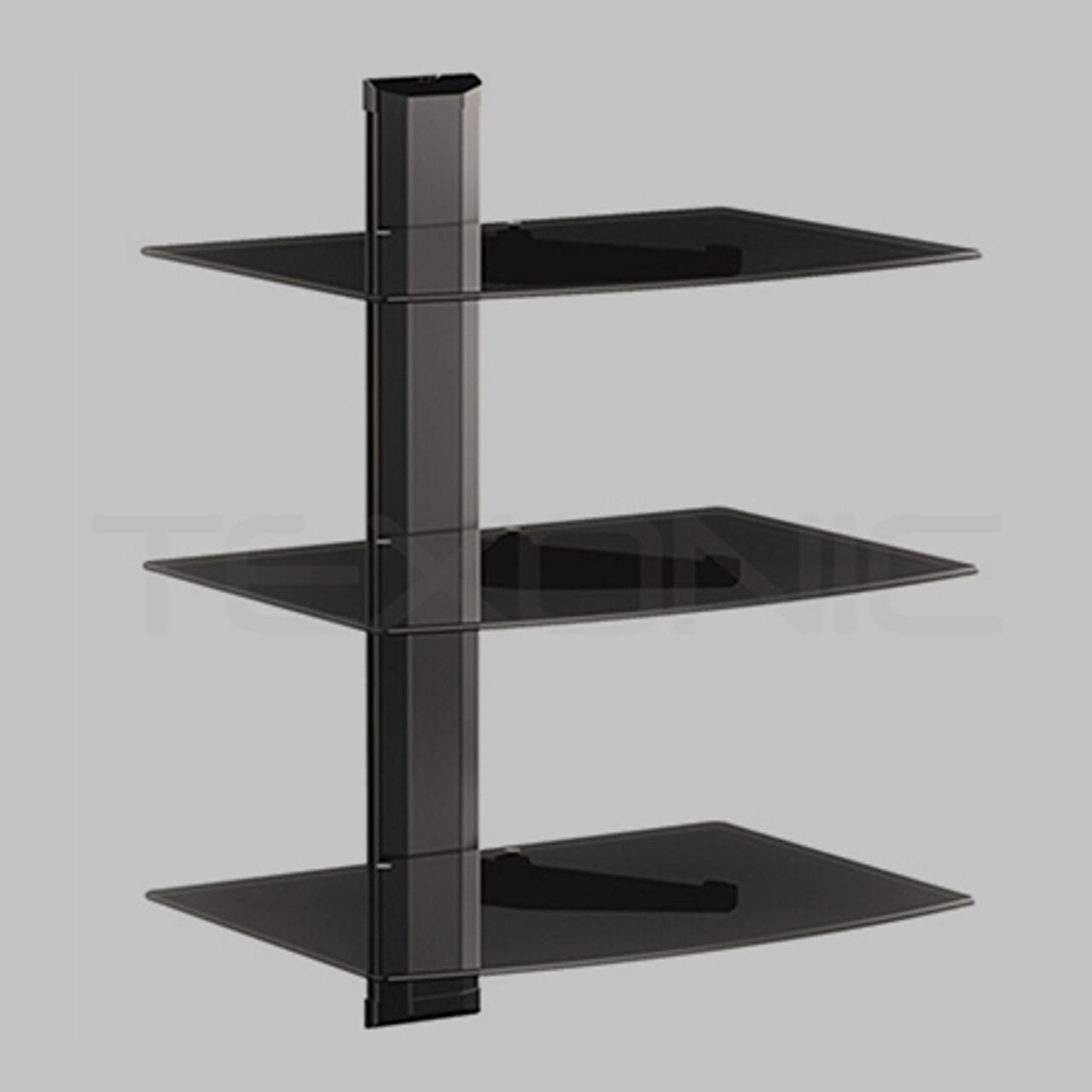 AV Component Shelves