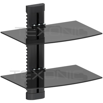 Electronic component 3 tier Wall Mount | include Cable Management