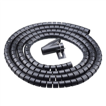 Spiral Wrapping Bands - Cable Management | 25mm (A-7026)