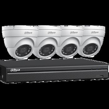 Dahua 1080p HDCVI Security System (V-C542E42)