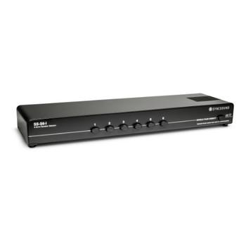 6 Zone Low Profile Speaker Selector