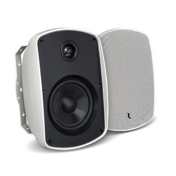 """5B45-W 4"""" 2-Way OutBack Speaker in White 