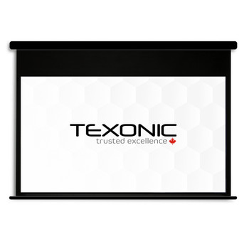 Best Motorized Projector Screen | size 120 inch | Black Frame | Canada