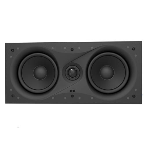 "Slim Trim In-Wall/ceiling Speakers 5.2"" x 2"" (S-SWX252F)"