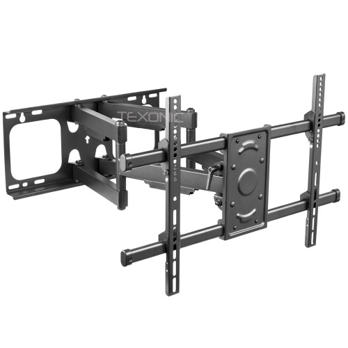 "TV Wall Mount Swivel Tilt Dual Arm 37"" to 90"" (T-AK664)"