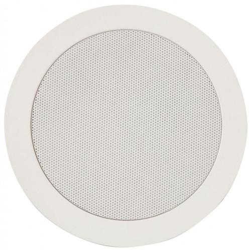 """70V Ceiling Speaker 6"""" Commercial w/ Spring Clip Clamp  (S-105M)"""