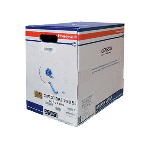 Genesis cat5e 1000ft - White (C-1101)