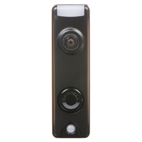 SkyBell Trim Plus 1080p Wi-Fi Video Doorbell (V-DBCAM-T)