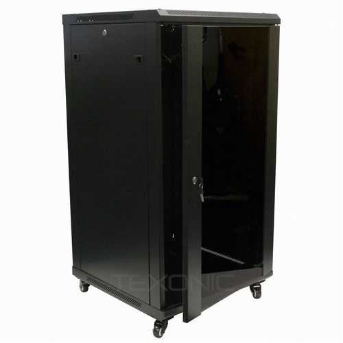 22U AV component & Network Server Rack Enclosure (T-UJ6622)