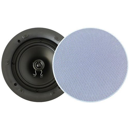6.5in Round in ceiling speaker each (S-CIC65)