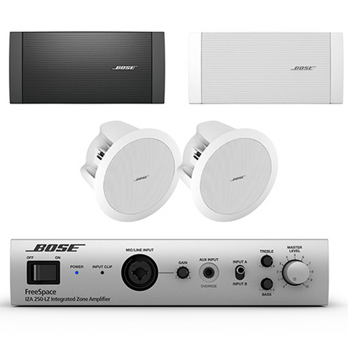 Bose Commercial Sound System Package (A-BOSE10)