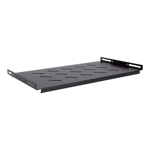 1U Server Rack Vented Shelf for 420mm depth (T-SR2420)