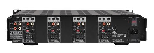 Eight-Channel Digital Amplifier | Russound D850