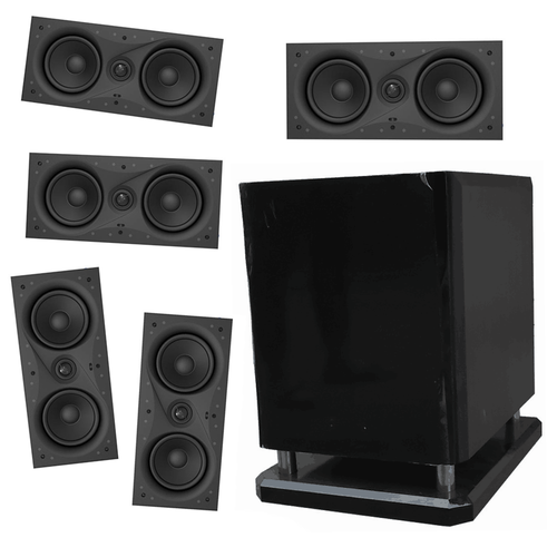 5.1 Home theater bundle