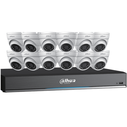 Dahua 5MP 16ch DVR Security System
