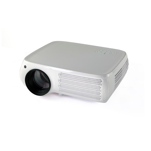 Home Cinema LCD projector - 1080p | white