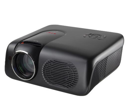 Home Cinema LCD projector - 1080p | black (AX10B)