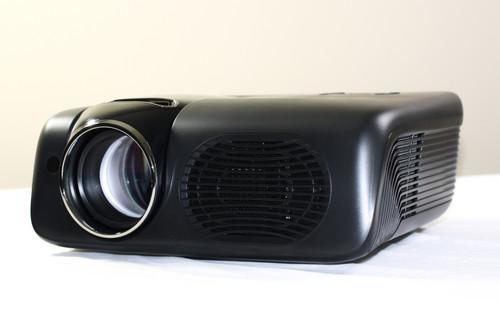 Home Cinema LCD projector - 1080p | black (AX10B)