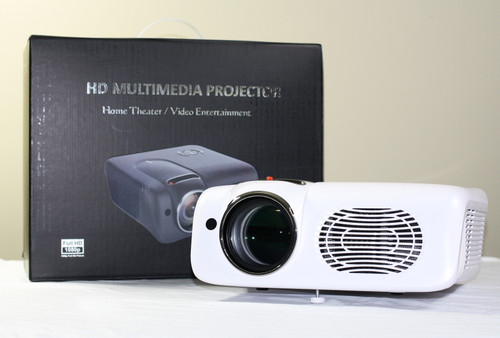 Home Cinema LCD projector - 1080p | White (AX10W)