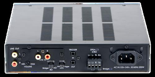 50W Class D Amplifier