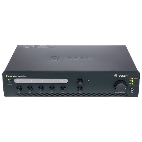 Bosch 60W Mixer Amplifier (A-PLE1ME60U)P1
