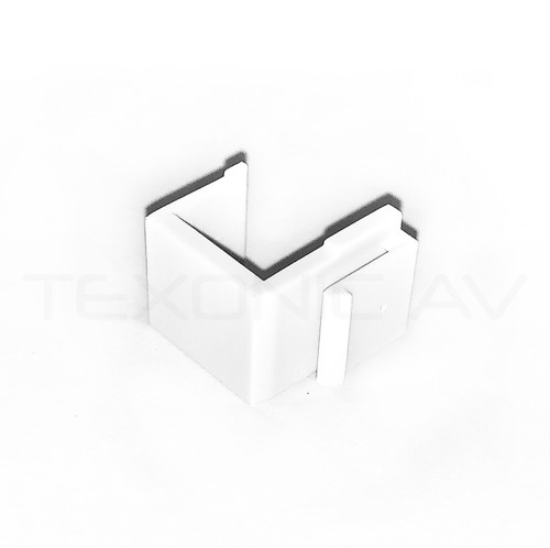 TEXONIC Blank Insert Keystone  for Wall Plate