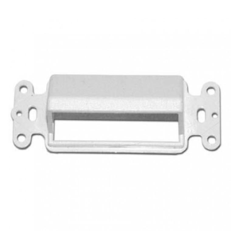 Horizontal Reversible Low-Voltage Cable Entrance Plate (10PCS) (C-CEDH1-10)