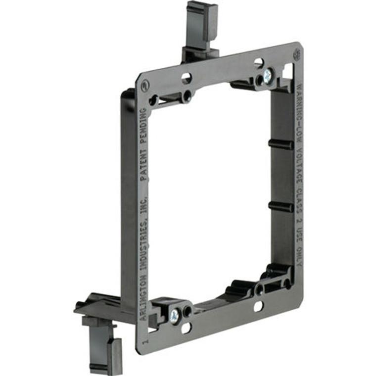 Low Voltage Mounting Brackets 2 Gang (5PCS) (C-LV2-5)