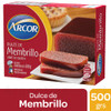 Arcor Dulce de Membrillo Quince Jelly Sealed Bar for Desserts, Cheese and Cakes, 500 g / 1.1 lb. Argentina Select.