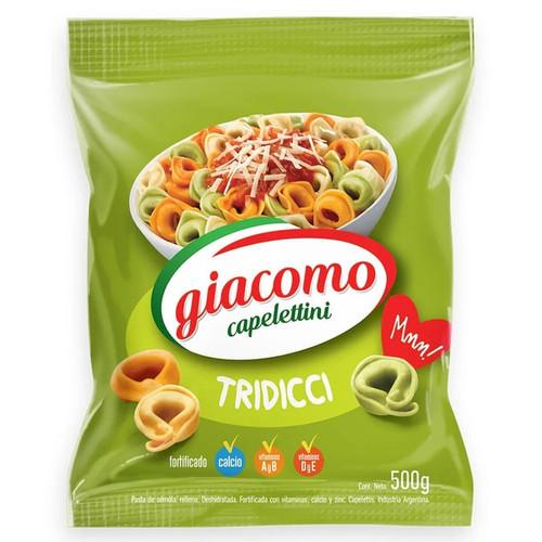 Giacomo Capelettini Tridicci Delicious Classic Pasta, 500 g / 17.6 oz bag
