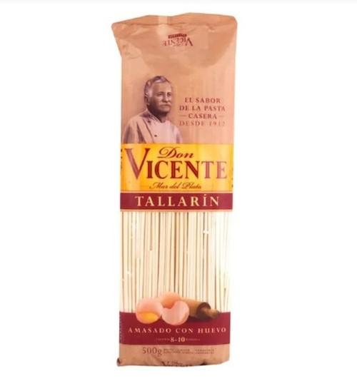 Don Vicente Tallarines Noodles Pasta, 500 g / 1.1 lb