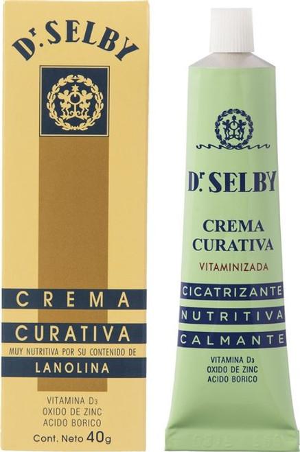 Dr. Selby Crema Reparadora con Vitamina D & Zinc, 30 g / 1.06 oz