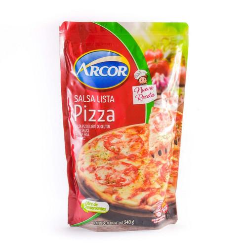 Salsa Para Pizza Arcor (340 gr / 12 oz). Argentina Select.