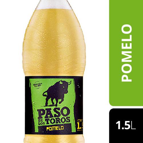 Paso de los Toros Pomelo - Grapefruit 1.5 lts. Pack x 6. Argentina Select.