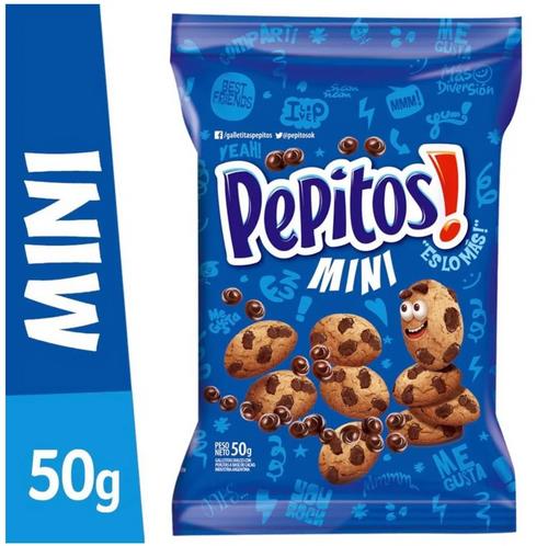 Mini Pepitos 50 gr.