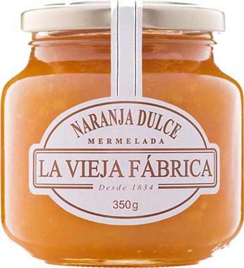 Mermelada Naranja Dulce - Sweet Orange Jam, 350 g. La Vieja Fábrica. Argentina Select.