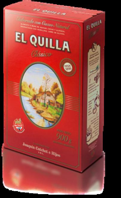 El Quillá Clásico Cacao en Polvo - Classic Cocoa Powder 900 gr.
