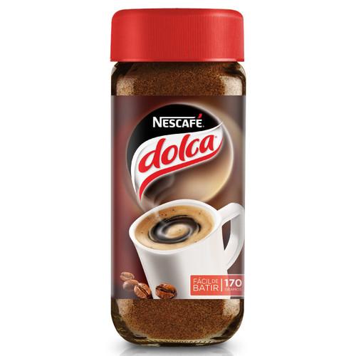 Nescafé Dolca Café Instantáneo Tradicional Instant Coffee, 170 g / 6 oz. Argentina Select.