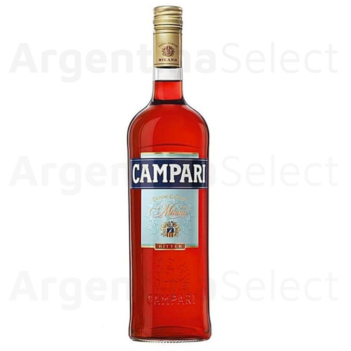 Campari Bitter Refreshing Drink Appetizer