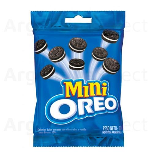Mini Oreo Classic Chocolate (50 gr). Argentina Select.