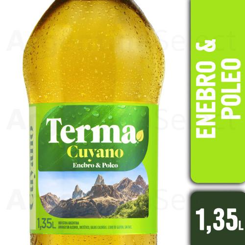 Terma Amargo Aperitivo Cuyano (1,35 l). Argentina Select.