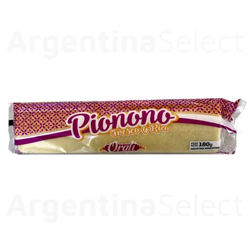 Oralí Pionono Clásico Classic Argentinian Perfect For Desserts, Dulce De Leche Roll & Salty Food, 180 g / 6.3 oz. Argentina Select.