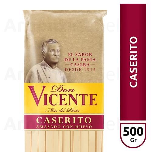 Don Vicente Caseritos Long Pasta, 500 g / 1.1 lb. Argentina Select.